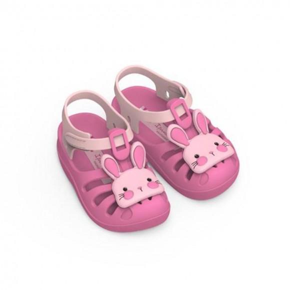 Cangrejeras niños Ipanema Summer VII Conejo Rosa