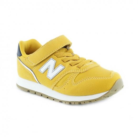 Zapatillas New Balance 373 Amarillo ce