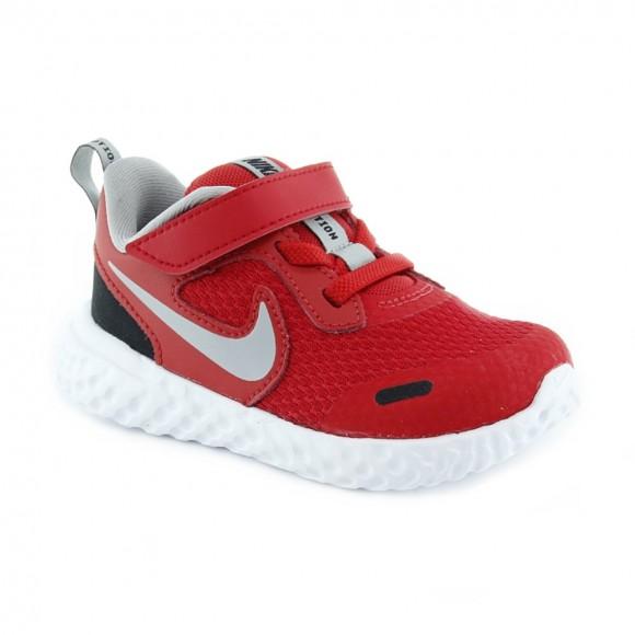 Zapatillas Nike Revolution 5 Rojo bb