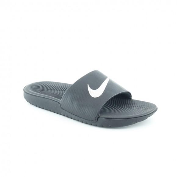 Chanclas de agua Nike Nike Kawa Negro-Blanco.