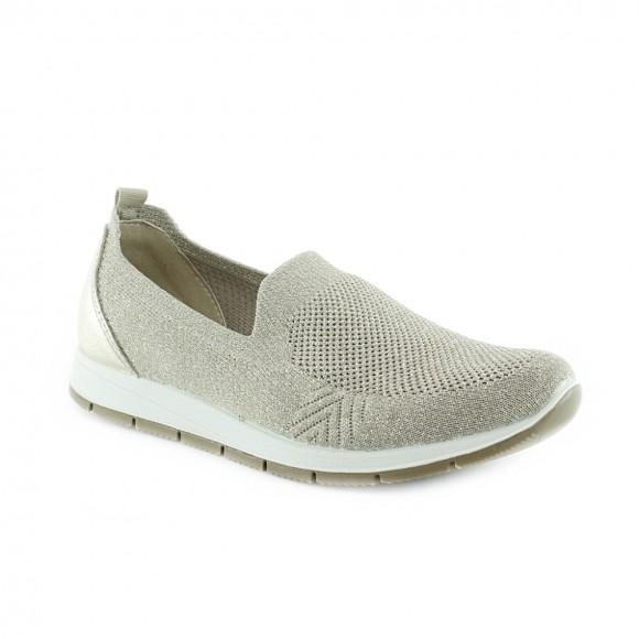 Zapatos mujer Imac 707210 Beige