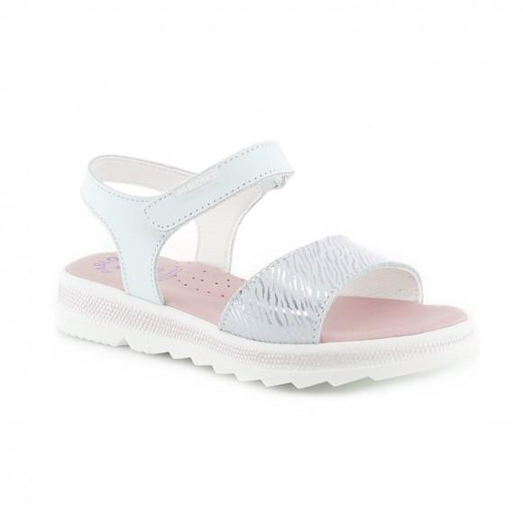 Sandalias de niña Pablosky 494200 Plata