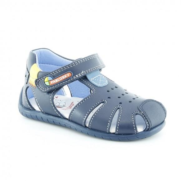 Sandalias de niño Pablosky 091422 Azul
