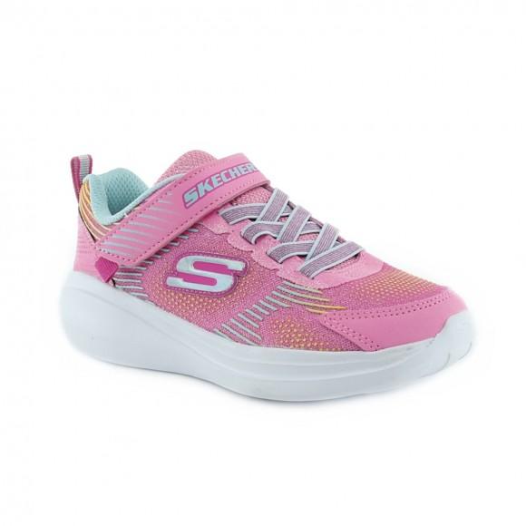 Zapatillas Skechers niña Go Run Fast Rosa