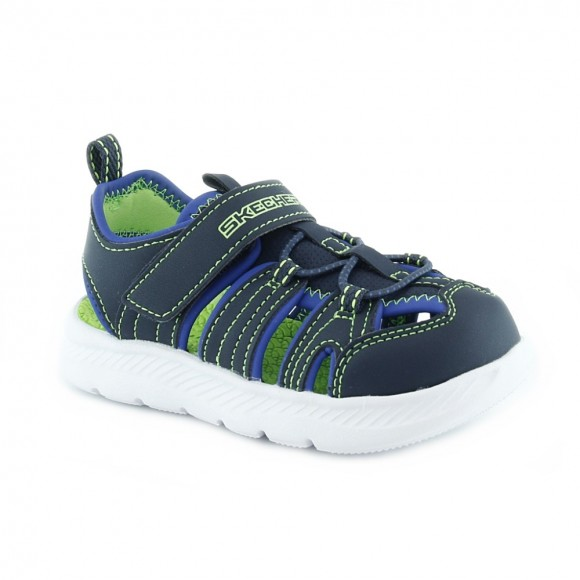Sandalias Skechers C-Flex Azul