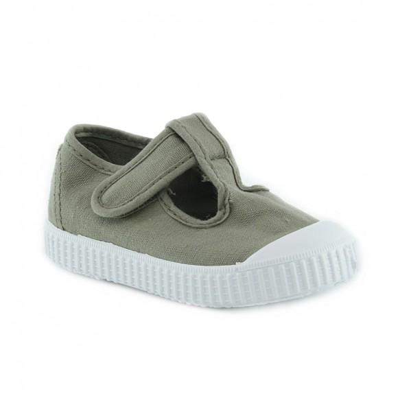 Zapatillas de lona Victoria 136625 Verde