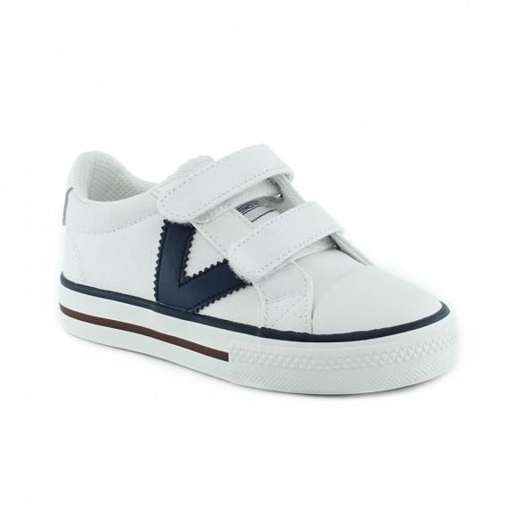Zapatillas de lona Victoria 1065163 Blanco