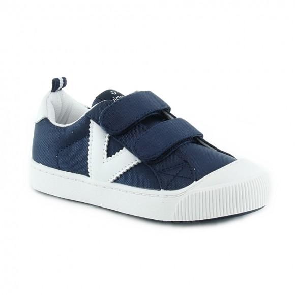 Zapatillas de lona Victoria 1365106 Azul