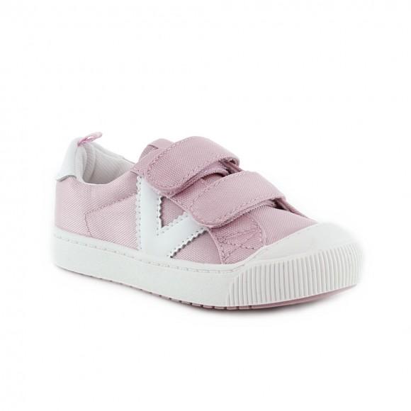 Zapatillas de lona Victoria 1365106 Rosa