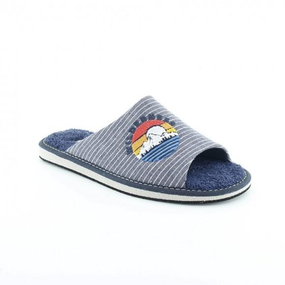 Zapatillas de casa Vulladi 4559-699 Azul