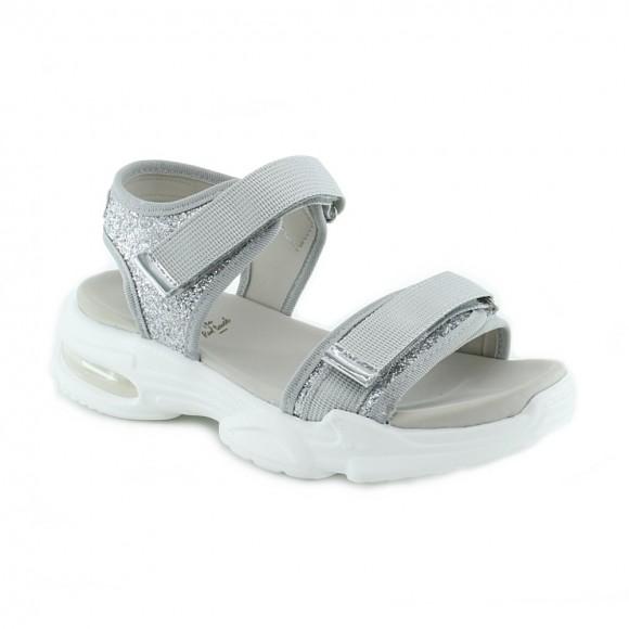 Sandalias de niña Xti 57619 Plata