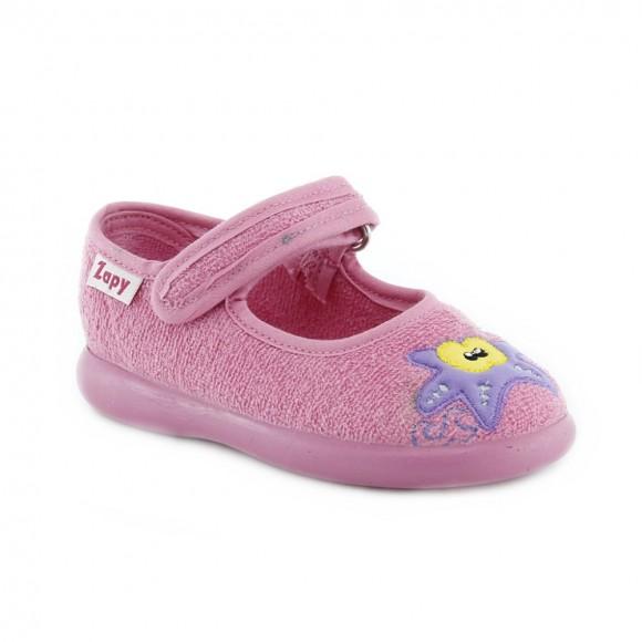 Zapatillas de casa Zapy Rosa