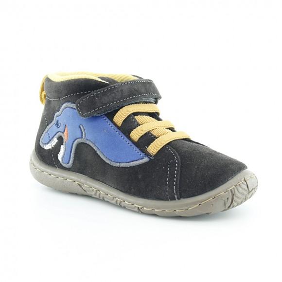 Zapatos para niños Zapy Dino Marrón