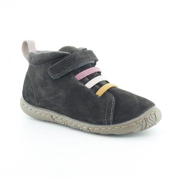 Zapatos para niños Zapy elasticos Gris