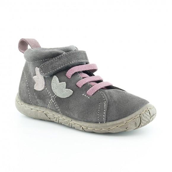 Zapatos para niños Zapy Corazones Gris