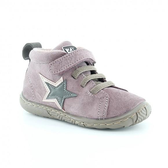 Zapatos para niños Zapy Estrella Malva