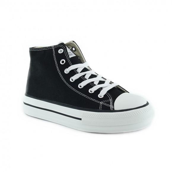 Zapatillas Victoria 1061101 Negro