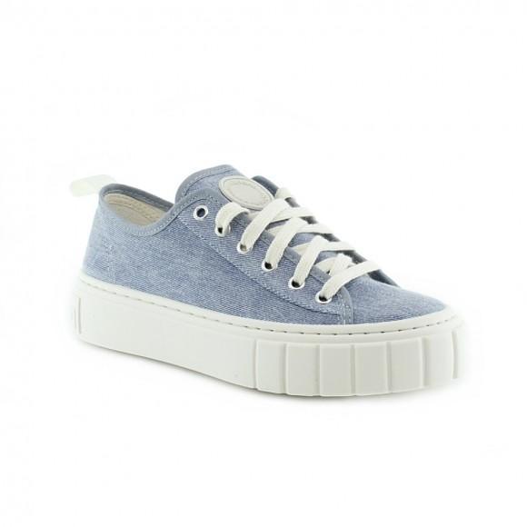 Zapatillas de lona Victoria 1270102 Jeans