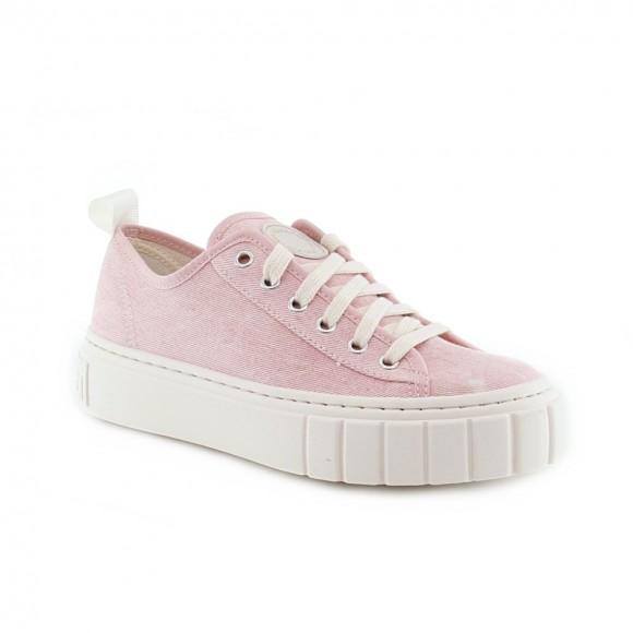 Zapatillas de lona Victoria 1270102 Rosa