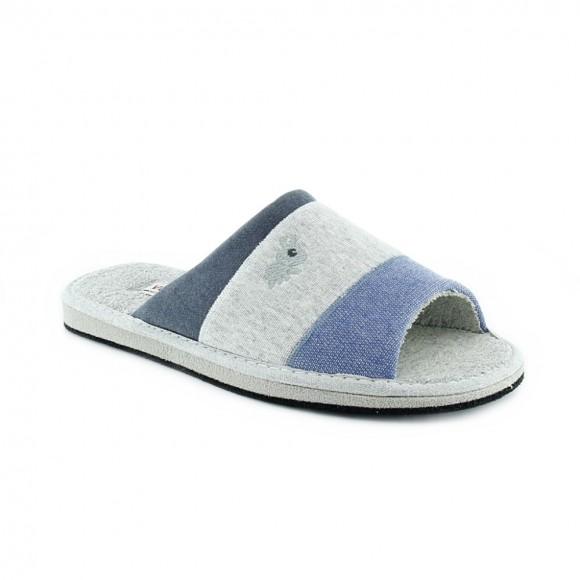 Zapatillas de casa Vulladi 4556-C01 Jeans.
