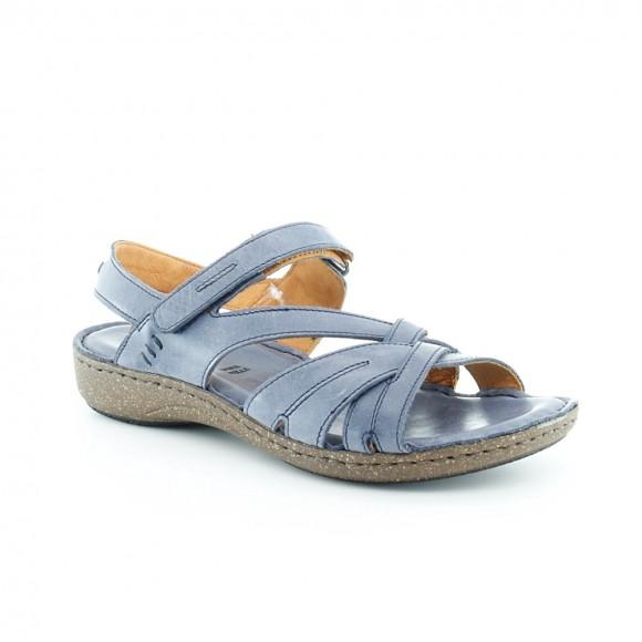 Sandalias de mujer Zen 238497 Azul