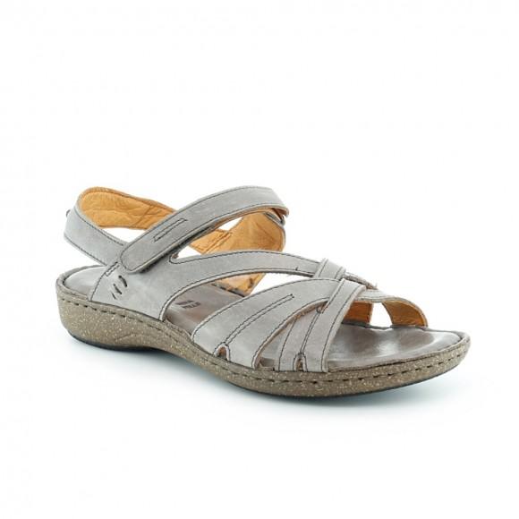 Sandalias de mujer Zen 238497 Marrón.