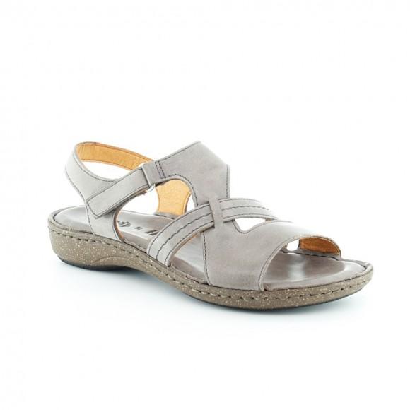 Sandalias de mujer Zen 238498 Marrón.