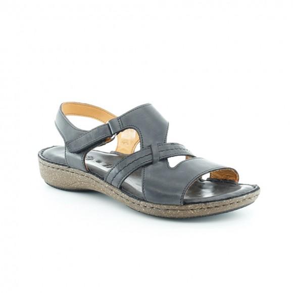 Sandalias de mujer Zen 238498 Negro