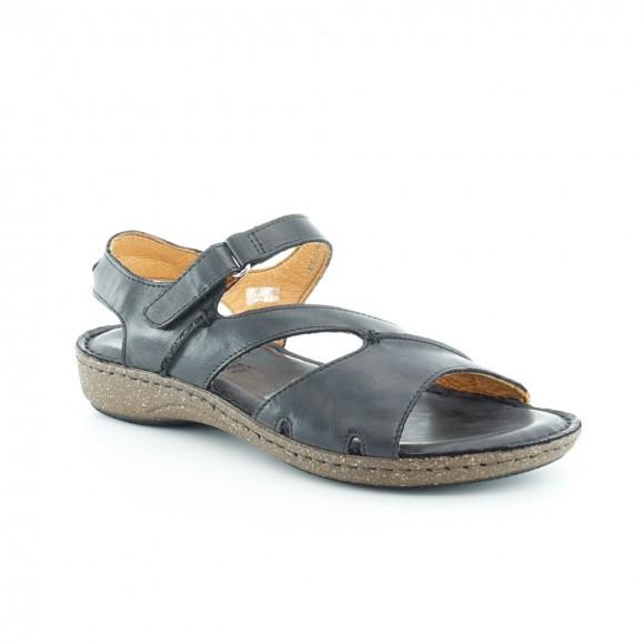Sandalias de mujer Zen 238499 Negro