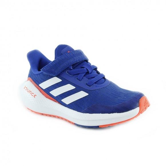 Zapatillas niños Adidas EQ21 Run Jeans.