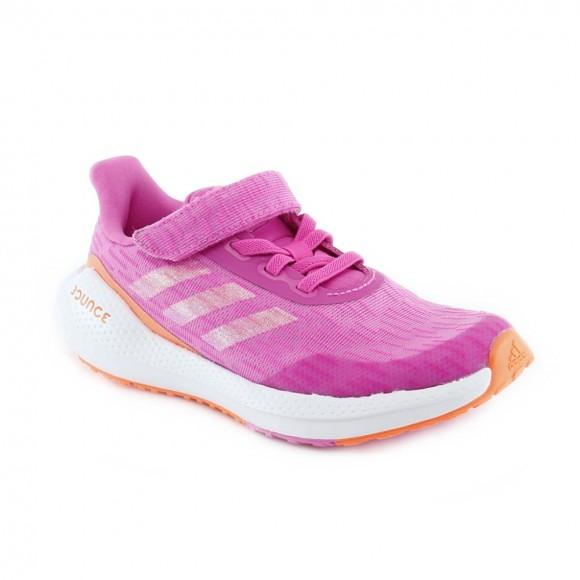 Zapatillas niños Adidas EQ21 Run Rosa