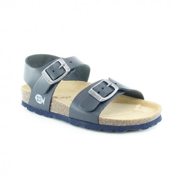 Sandalias de niño Bio-Bio Zoko Azul.