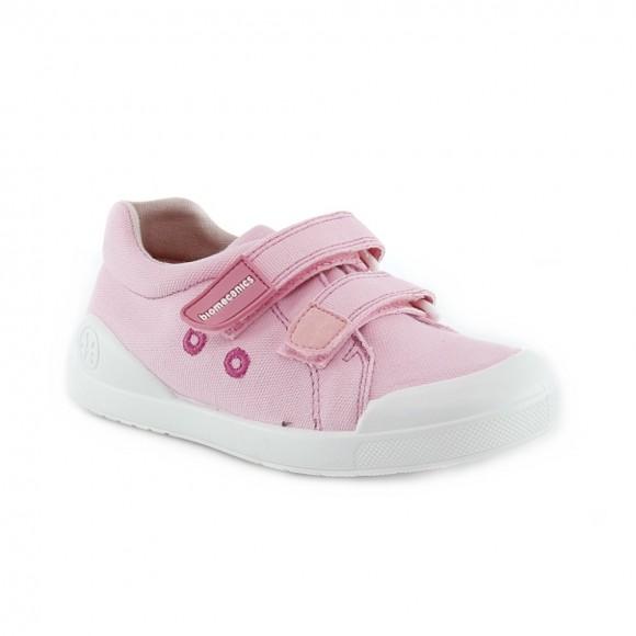 Zapatillas de lona Biomecanics 202220-C Rosa.