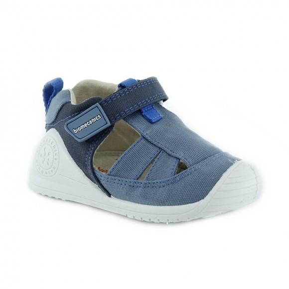 Zapatillas abiertas Biomecanics 212222-A Jeans