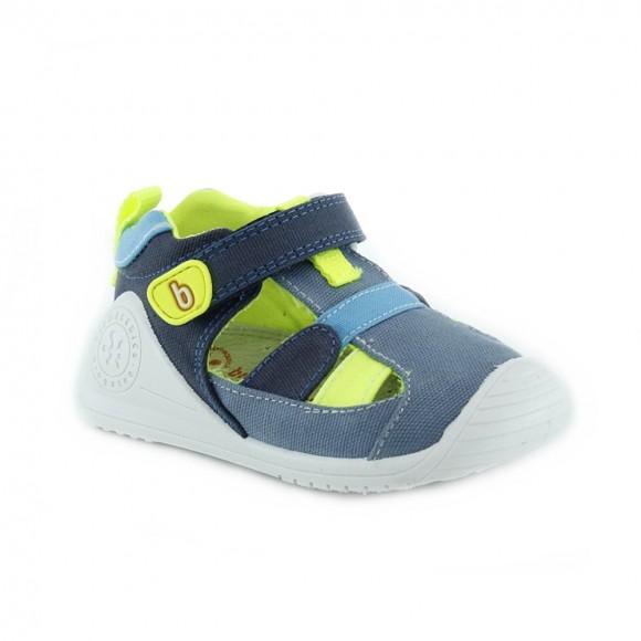 Zapatillas abiertas Biomecanics 212223-A Jeans