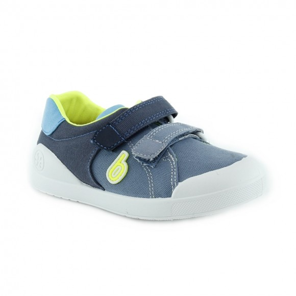 Zapatillas de lona Biomecanics 212233-A Jeans