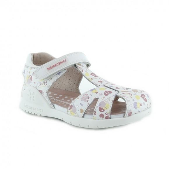 Sandalias de niña Biomecanics 212164-A