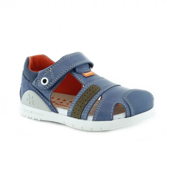 Sandalias de niño Biomecanics 212188-A Jeans