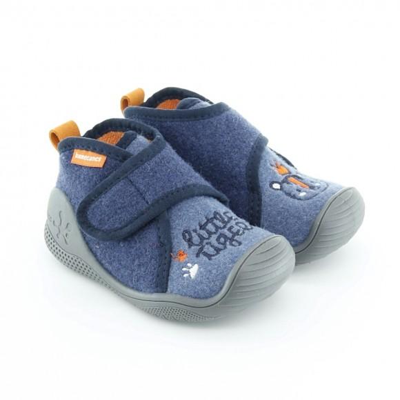 Zapatillas Biomecanics 211161A Azul.