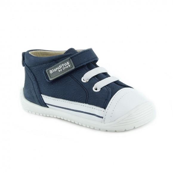 Zapato respetuoso Blanditos 961 Azul