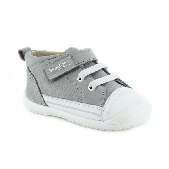 Zapato respetuoso Blanditos 961 Gris