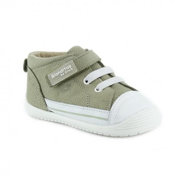 Zapato respetuoso Blanditos 961 Verde