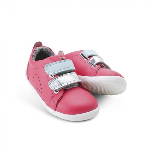 Zapatillas niña Bobux Grazz Court Switch Fucsia SU