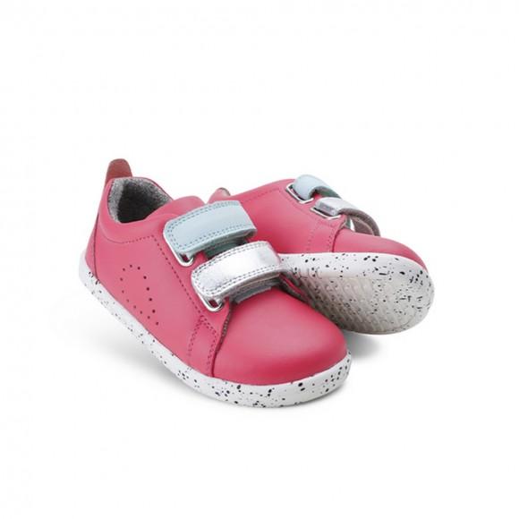 Zapatillas niña Bobux Grazz Court Switch Fucsia IW