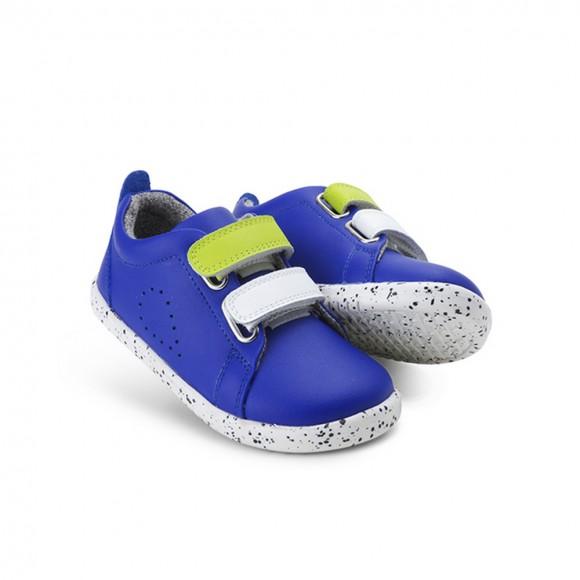 Zapatillas niños Bobux Grazz Court Switch Jeans IW.