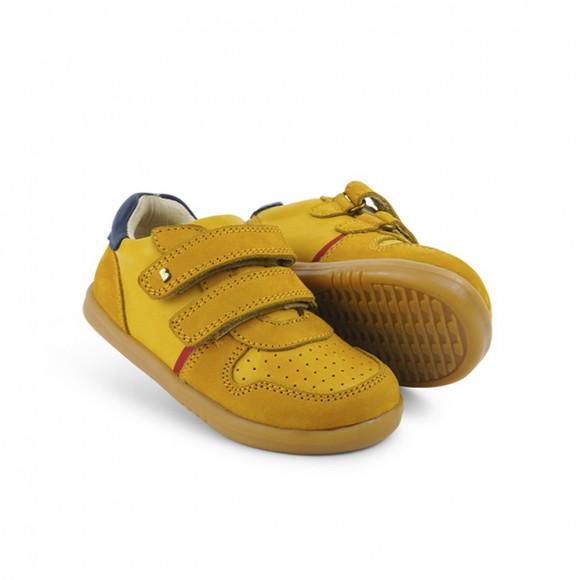 Zapatos niños Bobux Riley Amarillo IW.