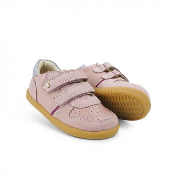 Zapatos niños Bobux Riley Rosa IW