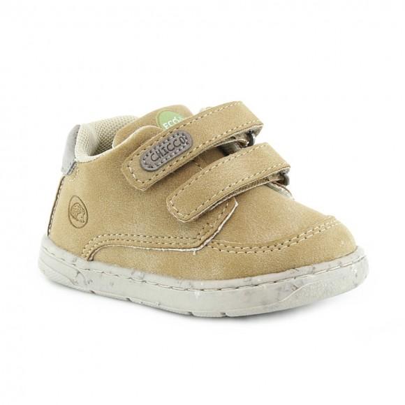 Zapatos para niños Geffo Camel