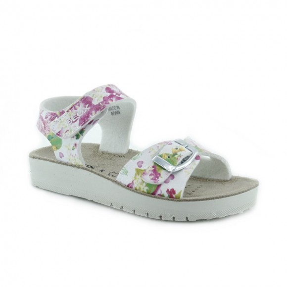 Sandalias de niña Costarei Multicolor b