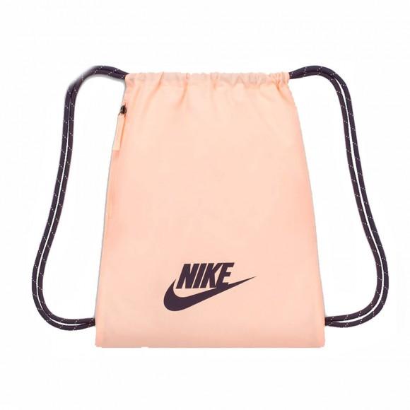 Bolsa Nike Heritage Salmón